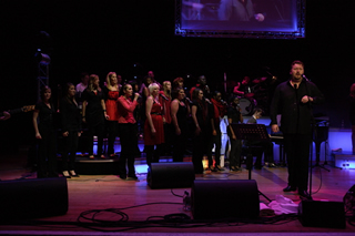 Sheffield Gospel Choir - Eliot Kennedy Event Sheffield City Hall