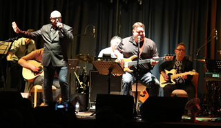 Ian West & Eliot Kennedy - Dinnington School Charity Event