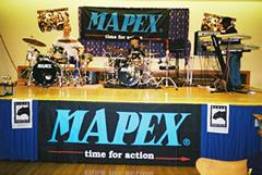 Ian West - Mapex