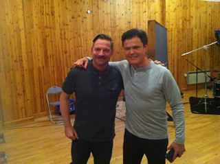 Ian West - Donny Osmond