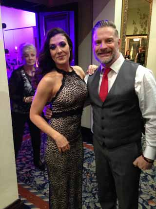 Ian West - Kym Marsh