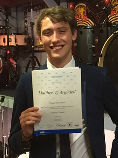 Mathew D Arundell