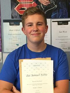 Zac Samual Noble
