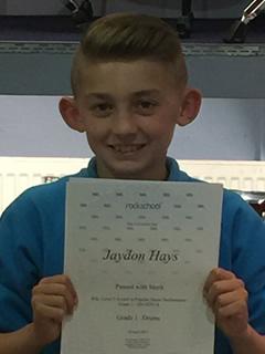 Jaydon Hays